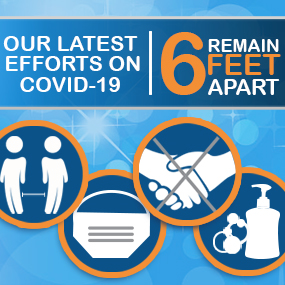 covid19 promotion website